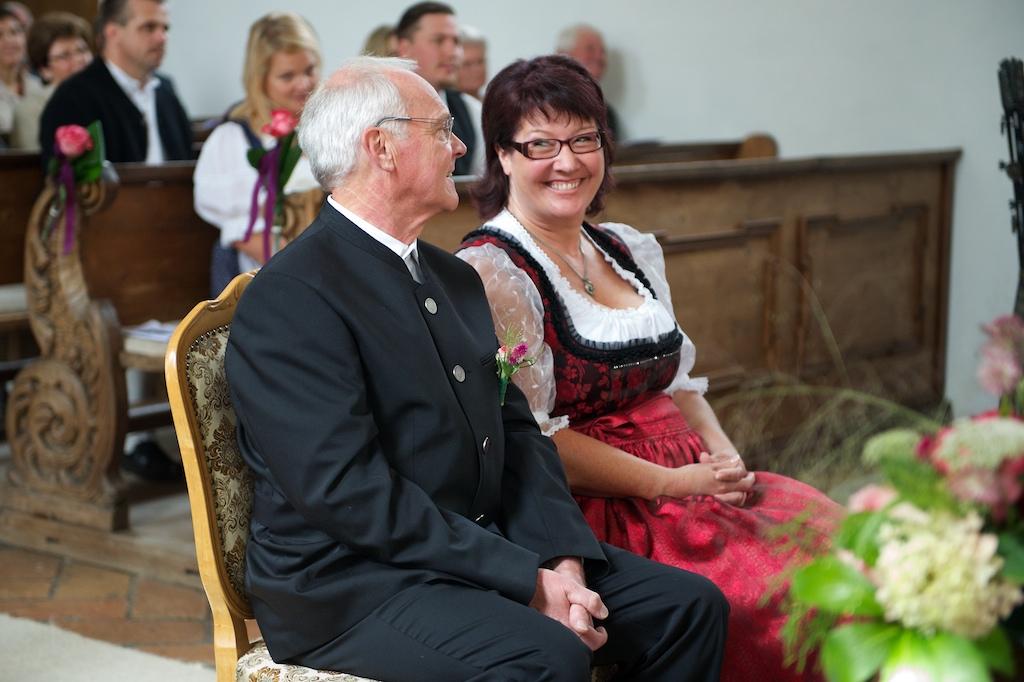 Kirchliche Trauung in Landsberg