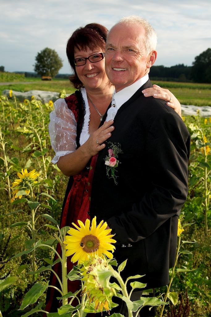 Hochzeitsfoto in Landsberg