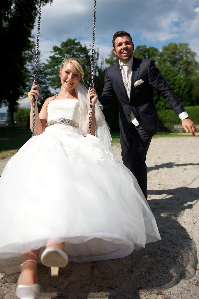 Hochzeitsreportage von M. Glatzeder München