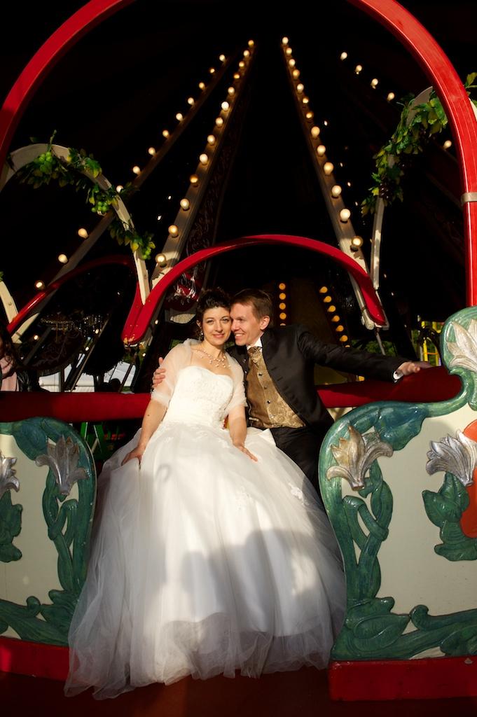 Hochzeitsreportage auf der Wiesn