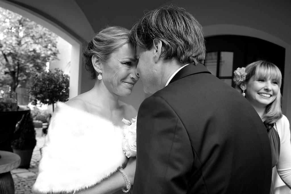 Hochzeitsfoto von Mascha Glatzeder