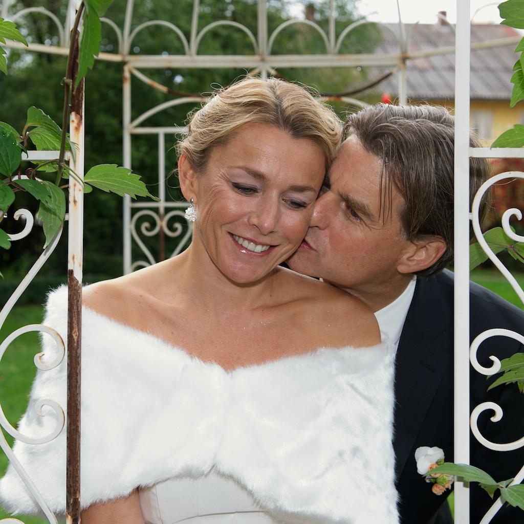 Hochzeitsbild beim Stanglwirt