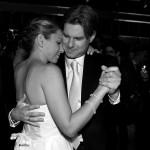 Hochzeitsfoto om Brautwalzer
