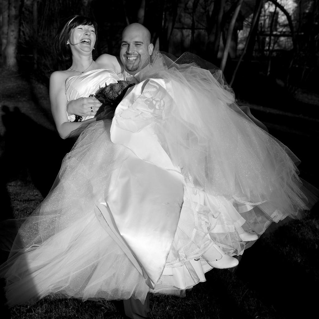 17 schwarzweiss Hochzeitsfoto