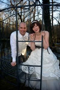 19 Brautpaar  Inselmuehle
