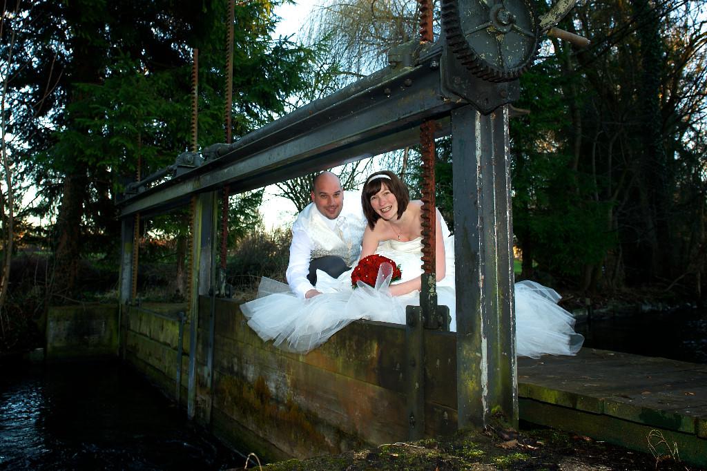 29 Hochzeitsfotos an der Isar