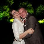 Hochzeitsfoto Palmenhaus