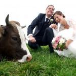 Hochzeitsfoto Kampenwand