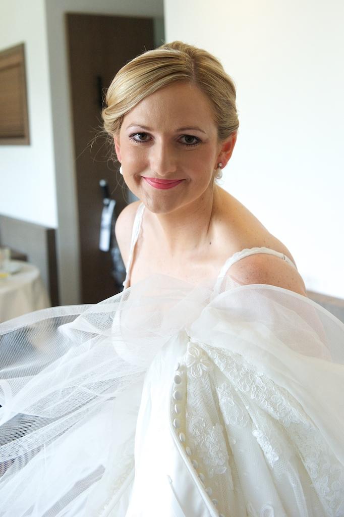 Vorbereitung Hochzeit