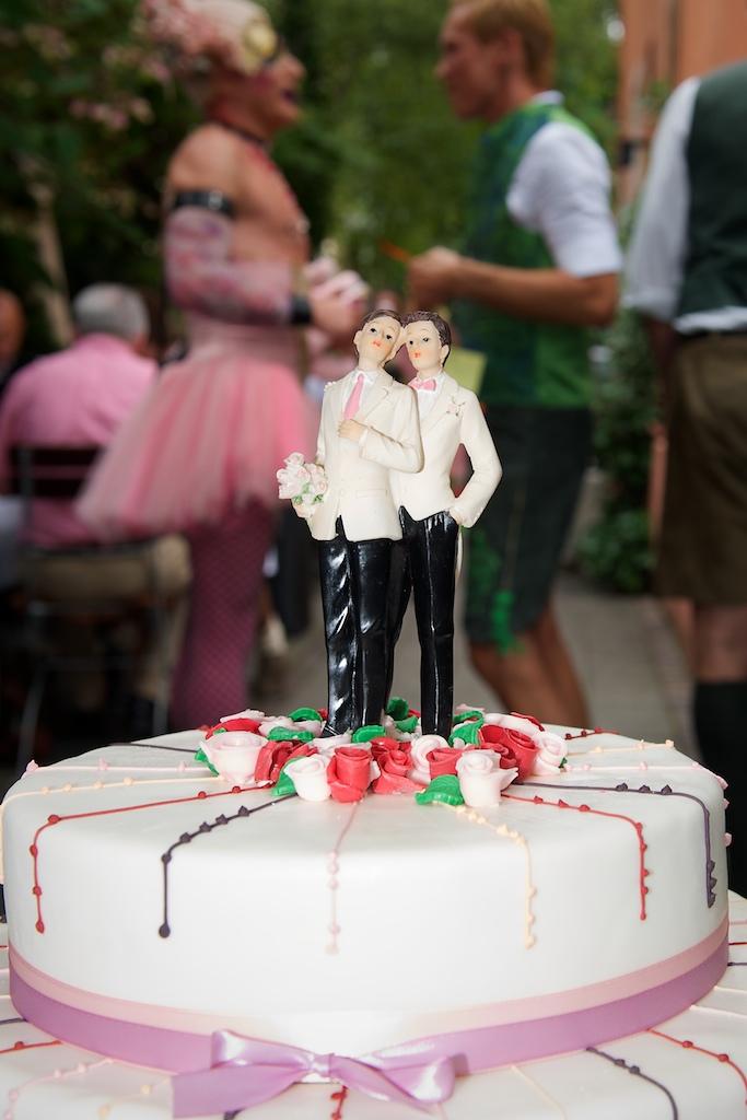 Hochzeitstorte Müncchen