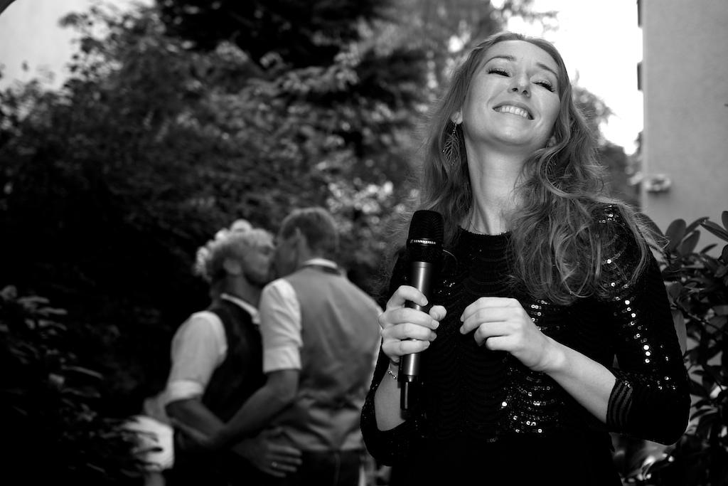 Margit Silay Hochzeit