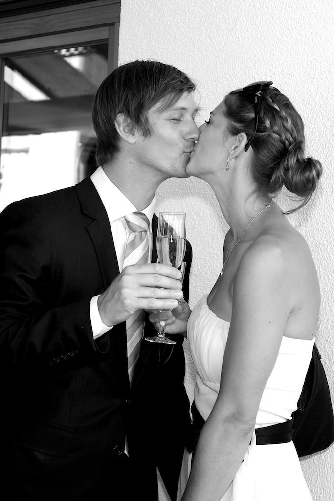 Hochzeit Gästefoto