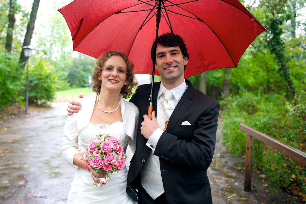 Hochzeitsfoto Seehaus