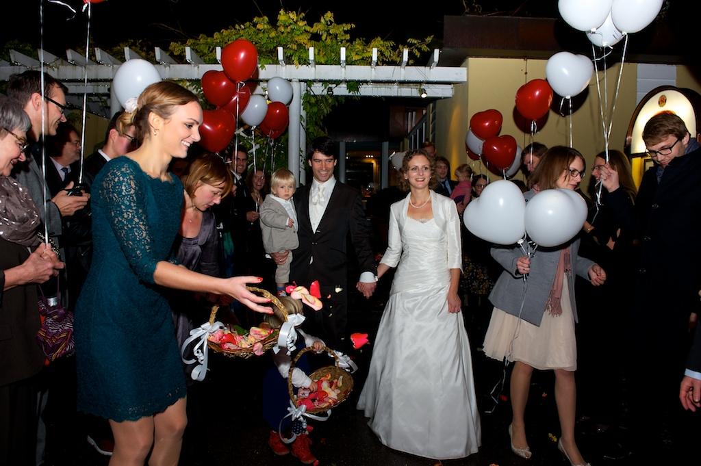 Hochzeitsballon München