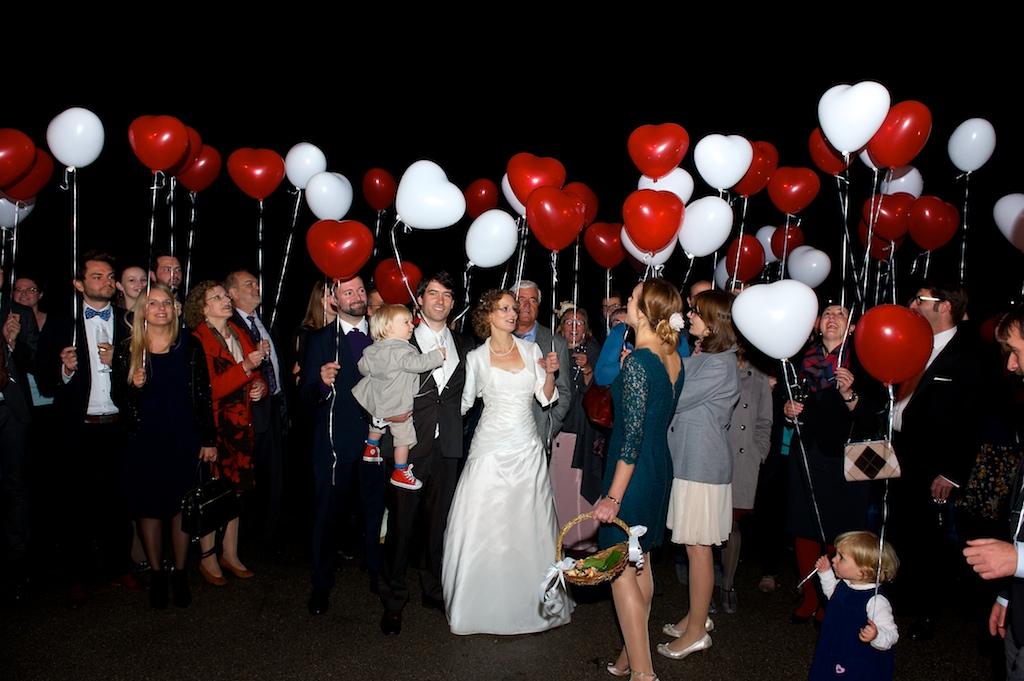 Hochzeitsballons München