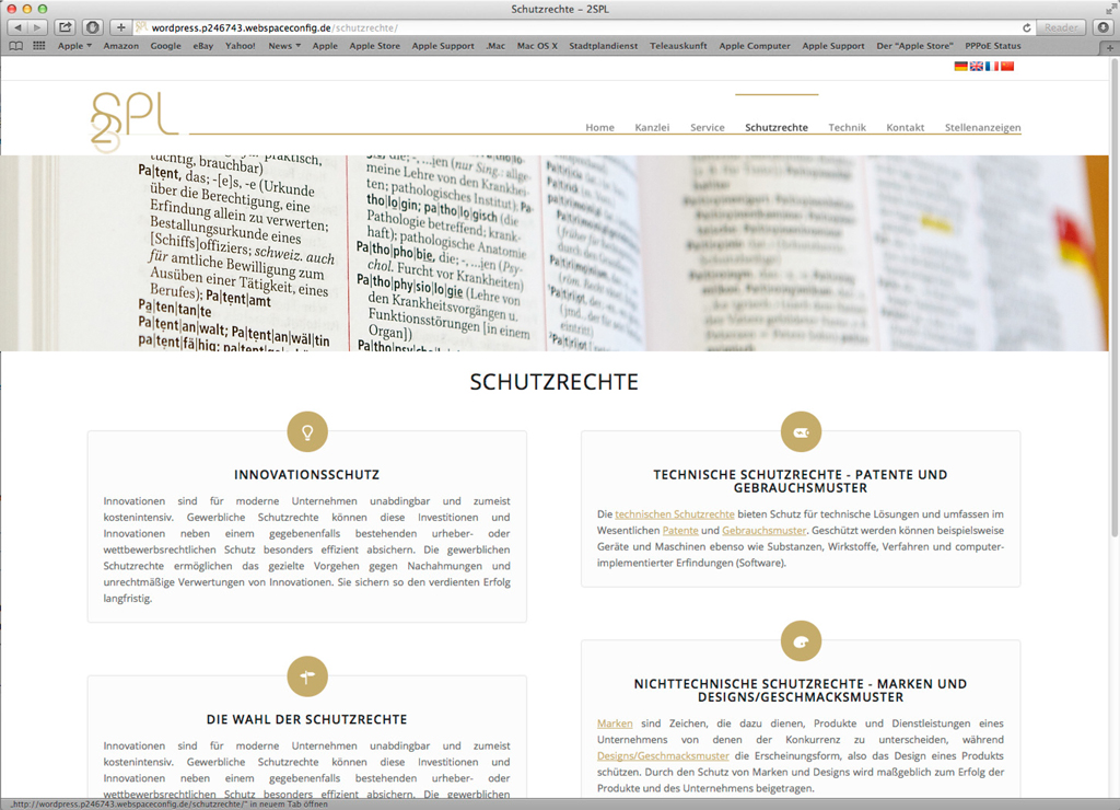 Patentanwalt München
