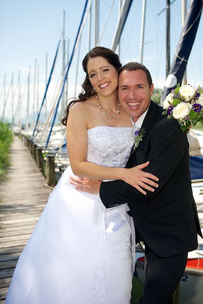 Hochzeitsfoto Aiterbach