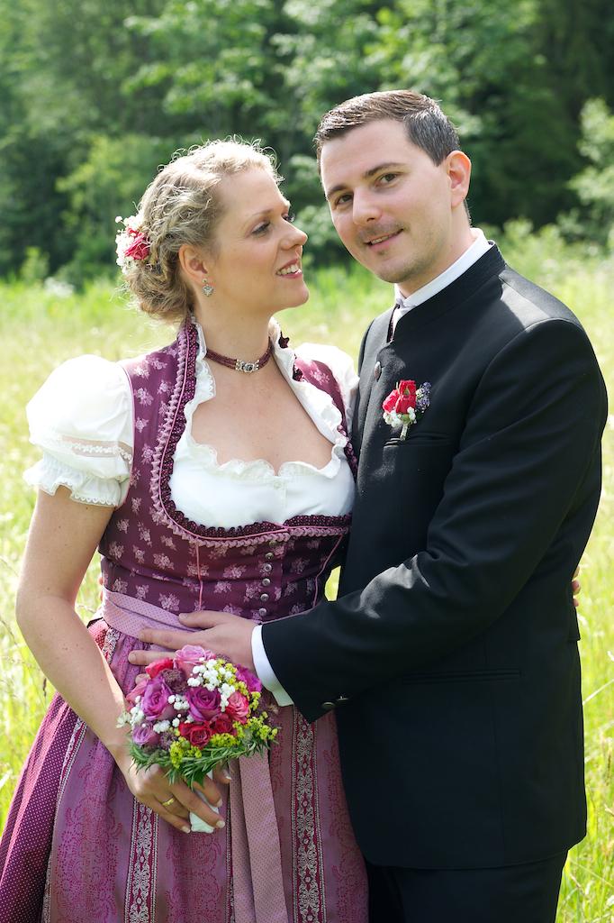 Brautpaar-Foto