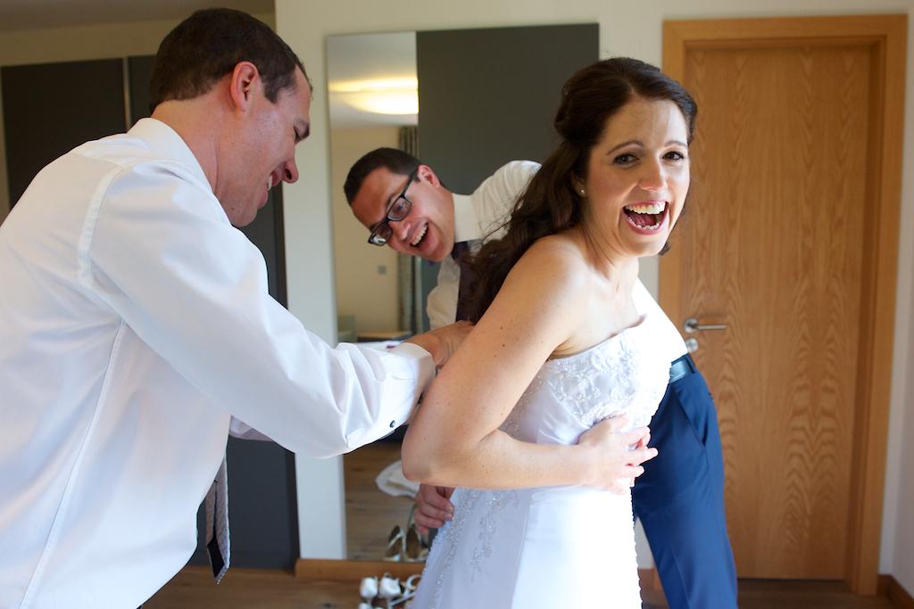 Hochzeit Vorbereitung