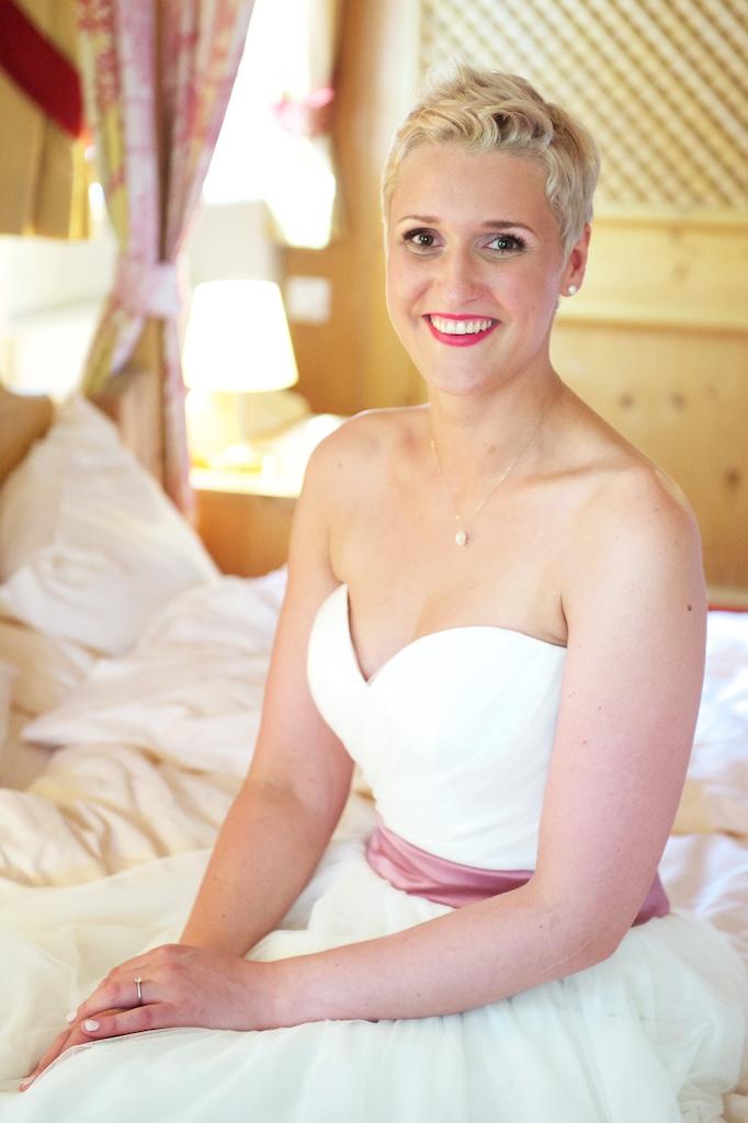 Braut Portrait