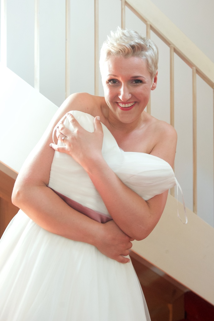 Braut-Vorbereitung