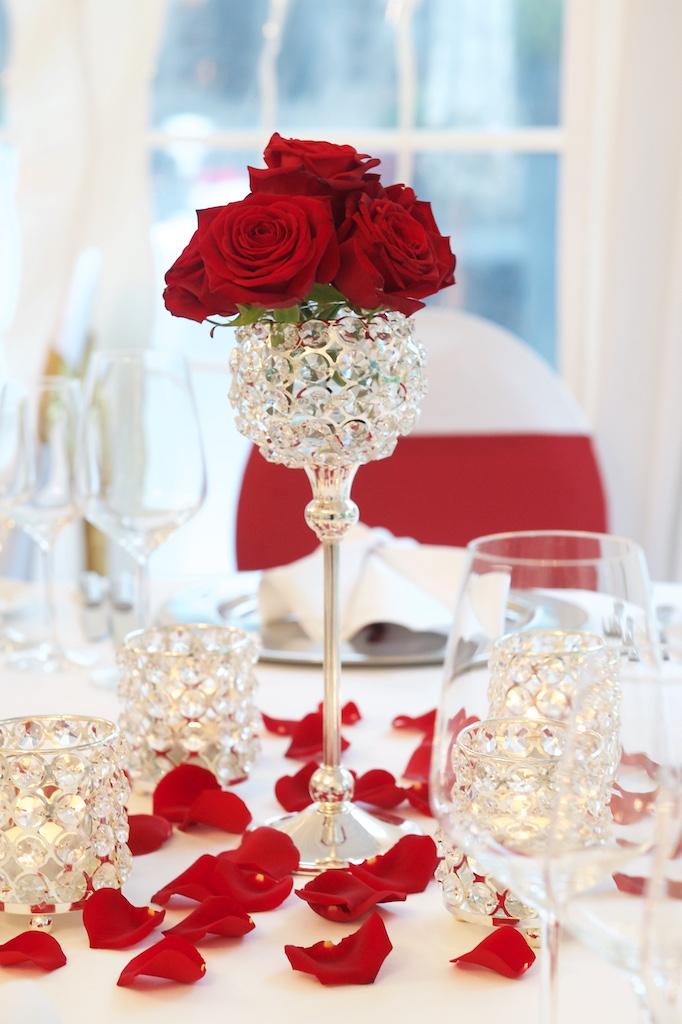 Hochzeitsblumendeco