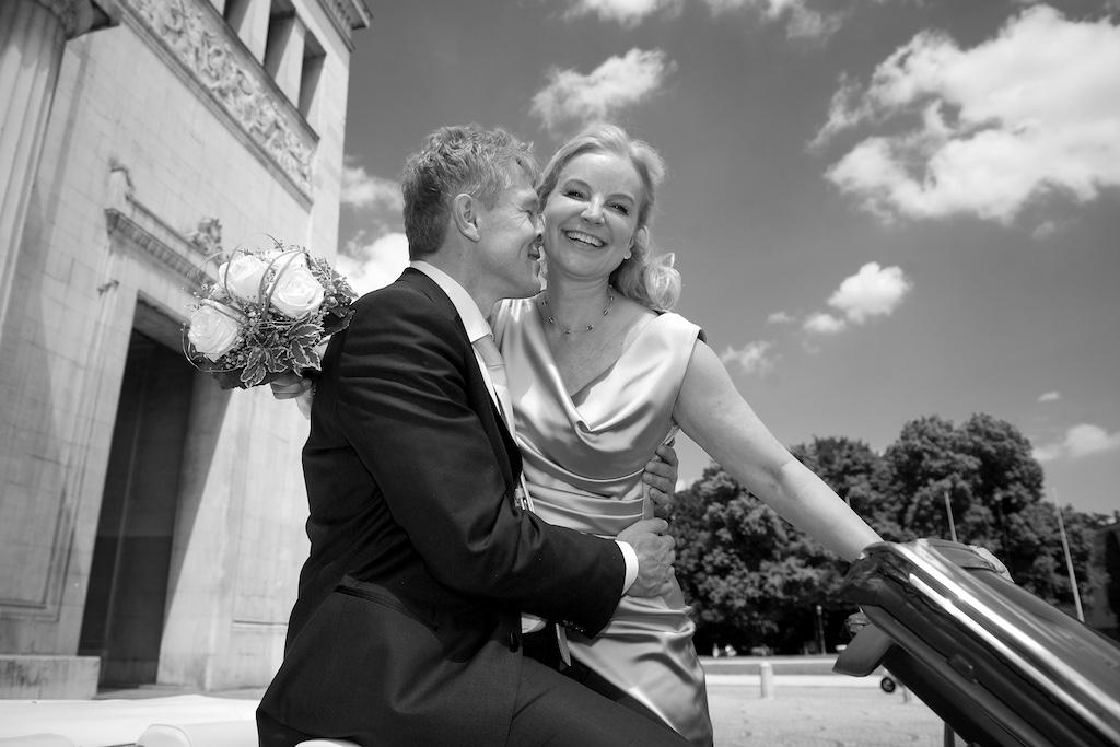 Hochzeitsfoto Glatzede