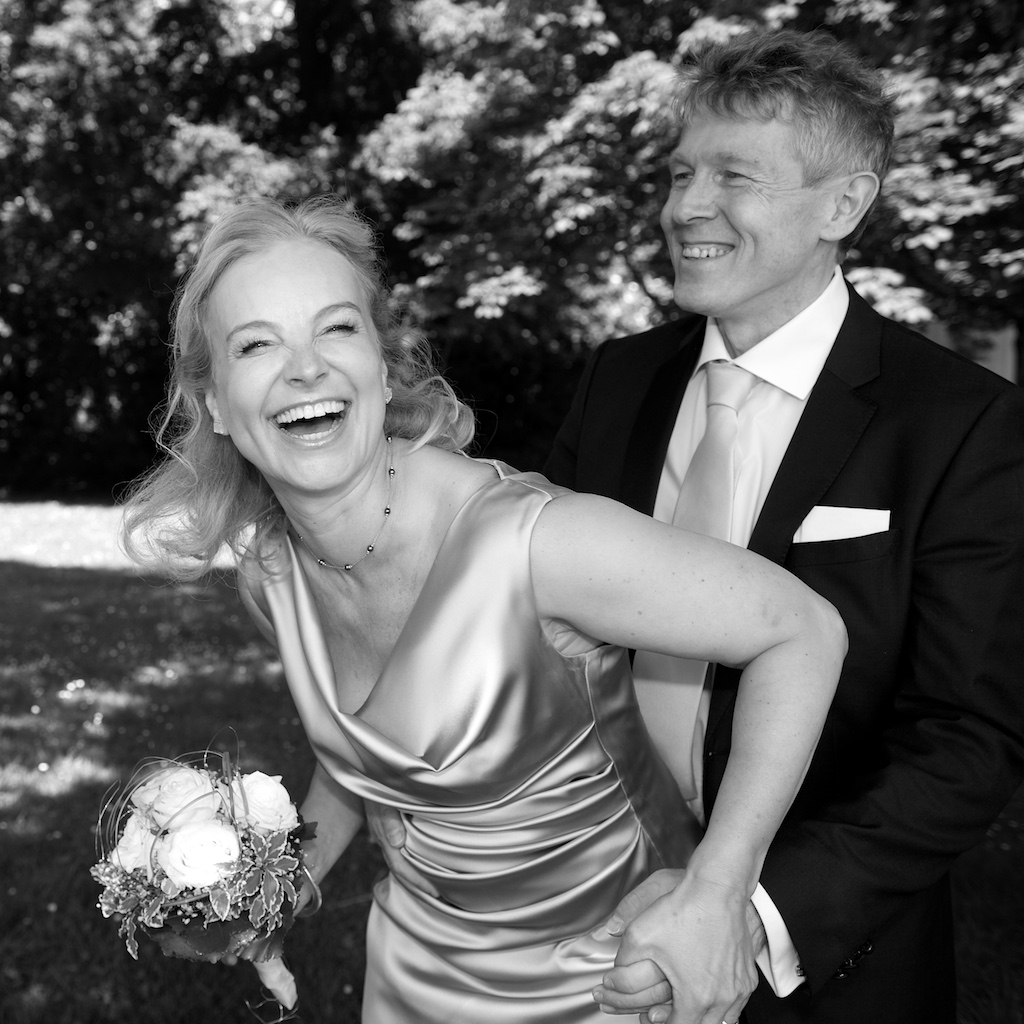 Hochzeitsfoto Maschas Glatzeder