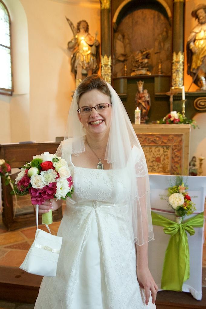 Braut Kirche