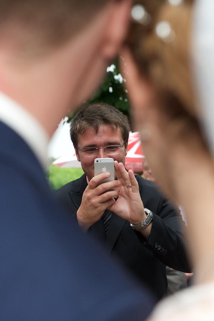 Gaestefoto Hochzeit