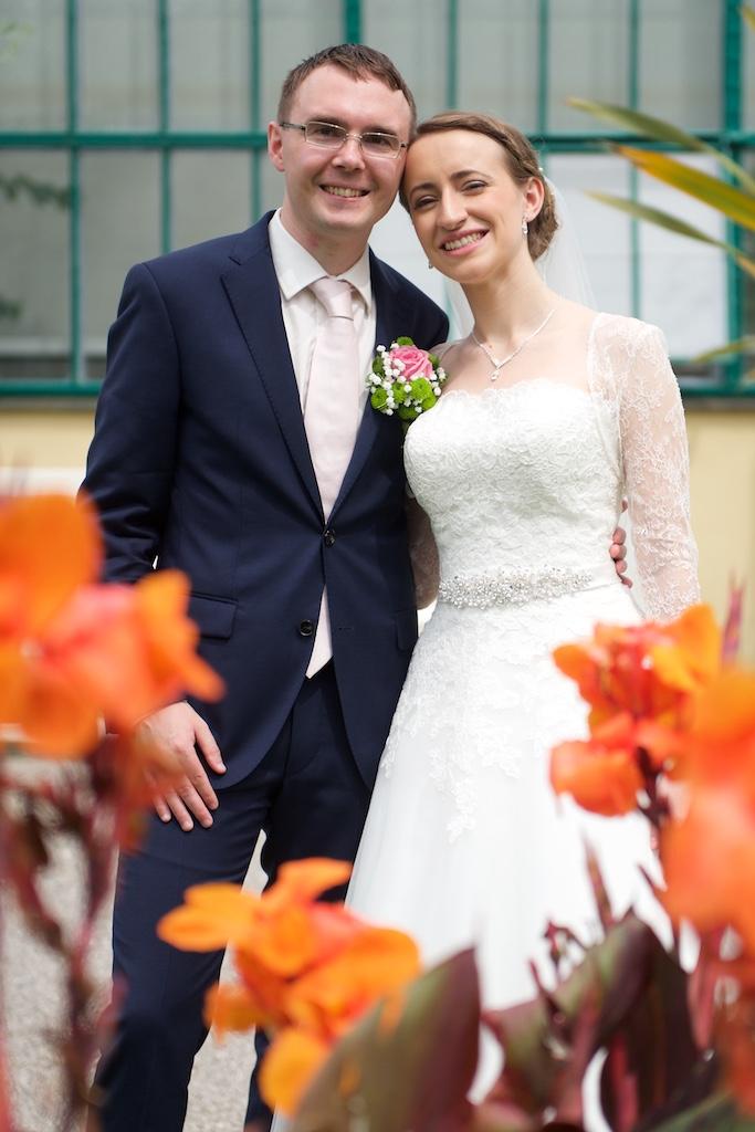 Hochzeit-Foto