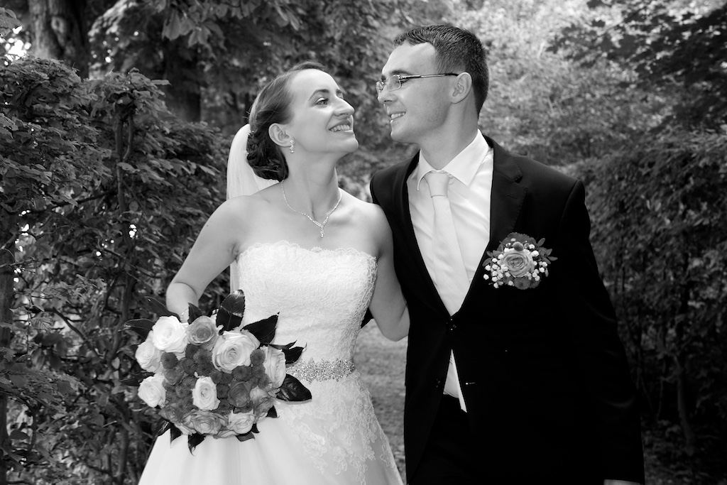 Hochzeitsfoto Mascha Glatzeder