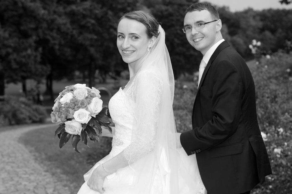 Hochzeitsfoto SW
