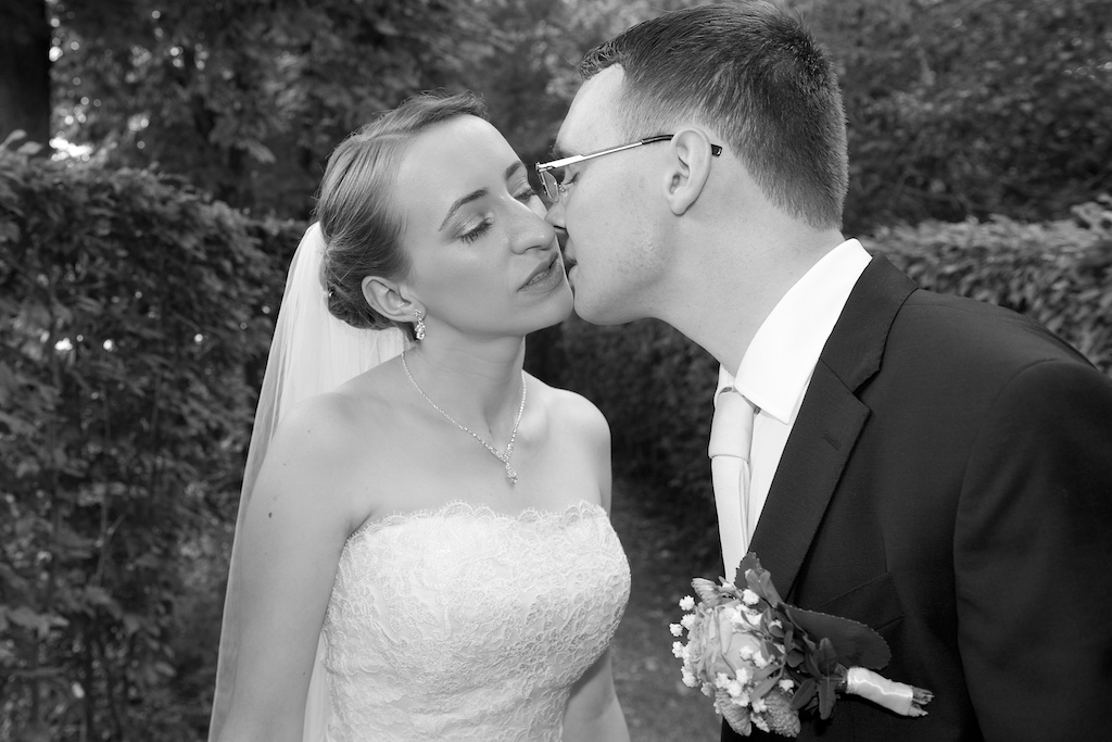 Hochzeitsportrait Muenchen