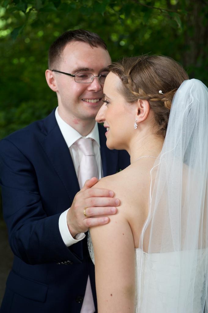 Paarfoto Hochzeit