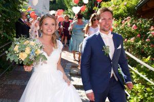 Brautpaar Muenhen