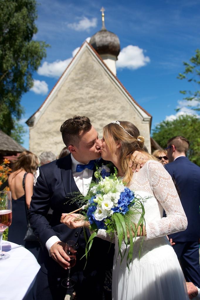 Hochzeitsfoto Glonn