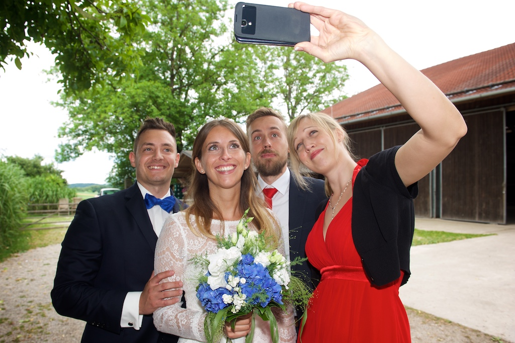 Hochzeitsgaeste Glonn